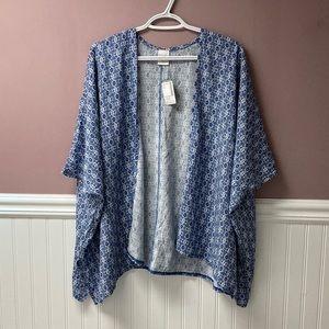 NWT Twik kimono